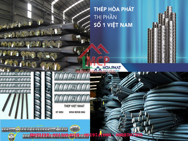 Prices of Hoa Phat Steel Today - The latest Hoa Phat Steel Pipe in April 2020